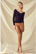 Pants 46 Leather Me Up Pants