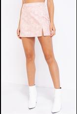 Skirts 62 Pretty Pink Python Skirt