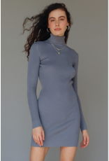 Dresses 22 Best Weather Is Sweater Weather Blue Dress