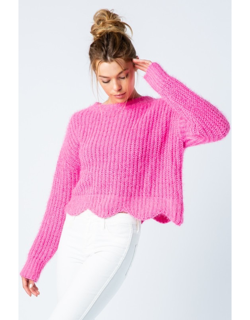 Tops 66 So Soft and Fuzzy Sweater