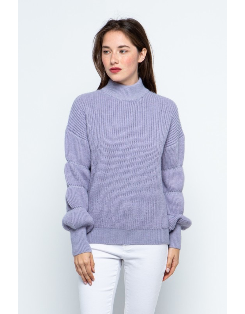 Tops 66 Donut Sleeve Sweater