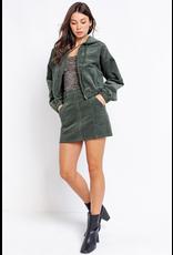 Outerwear Spruce It Up Corduroy Jacket