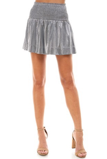 Skirts 62 Silver Party Skort