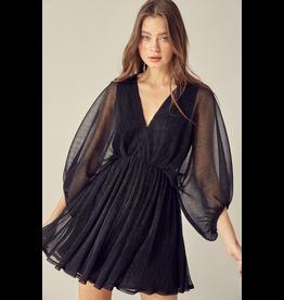Dresses 22 Holiday Shimmer LBD
