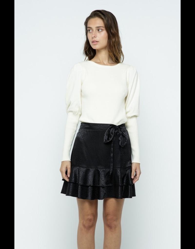 Tops 66 Pretty Puff Sleeve Sweater