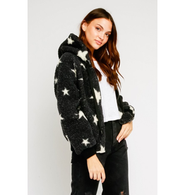 Outerwear You're A Super Star Jacket