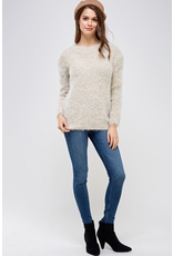 Tops 66 Fuzzy Sweater