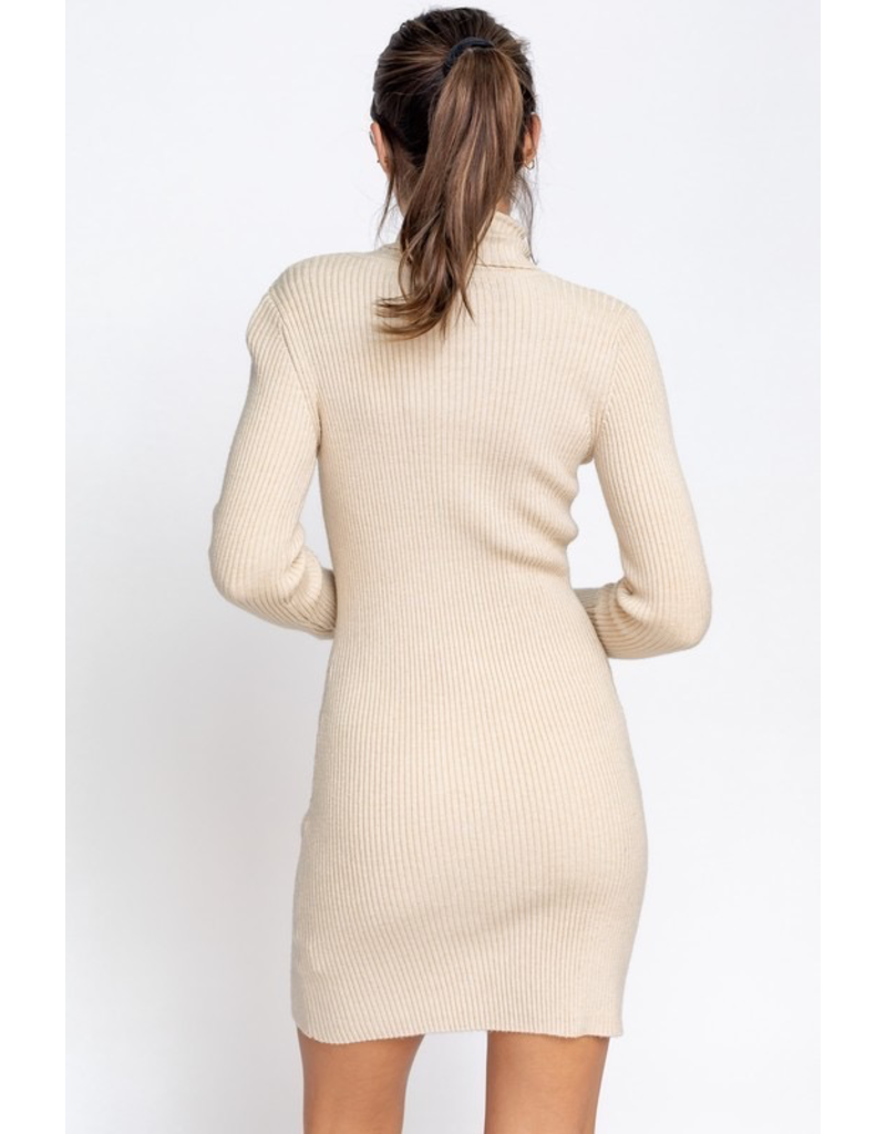 Dresses 22 Creme Brulee Sweater Dress