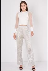 Pants 46 Sequin Party Pants
