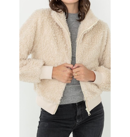 Outerwear Fun Fleece Teddy Bear Jacket