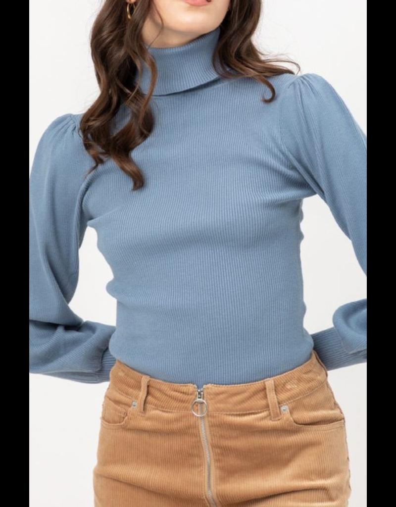Tops 66 WInter White Balloon Sweater