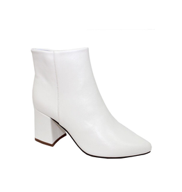 Shoes 54 White Bootie