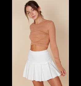 Skirts 62 White Pleated Tennis Skirt