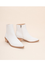 Shoes 54 Waverly White Bootie