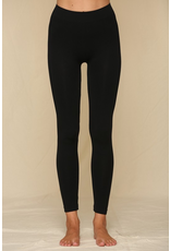 Pants 46 Seamless Black Legging