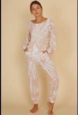 Pants 46 Comfy Neutral Tie Dye Joggers