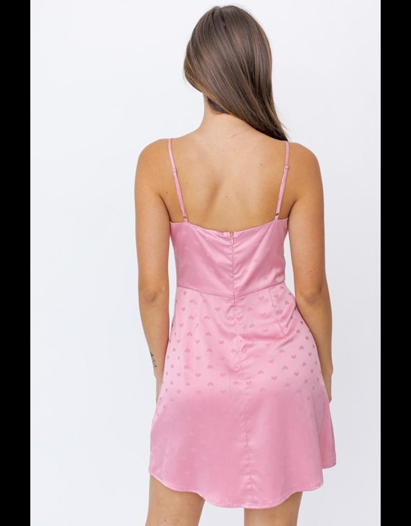 Dresses 22 My Love Blush Pink Heart Dress