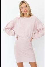 Dresses 22 Blush Baby Sweater Dress