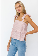 Tops 66 First Breath of Spring Blush Top