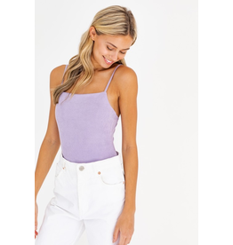 Tops 66 Lavender Bodysuit