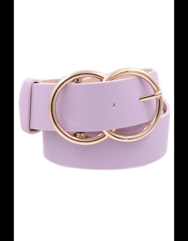 Accessories 10 Double Circle Belt (5 Colors)