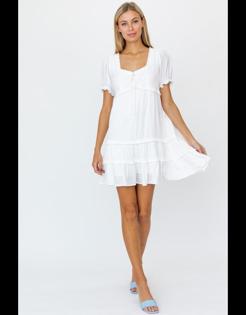 Dresses 22 White About It Dress