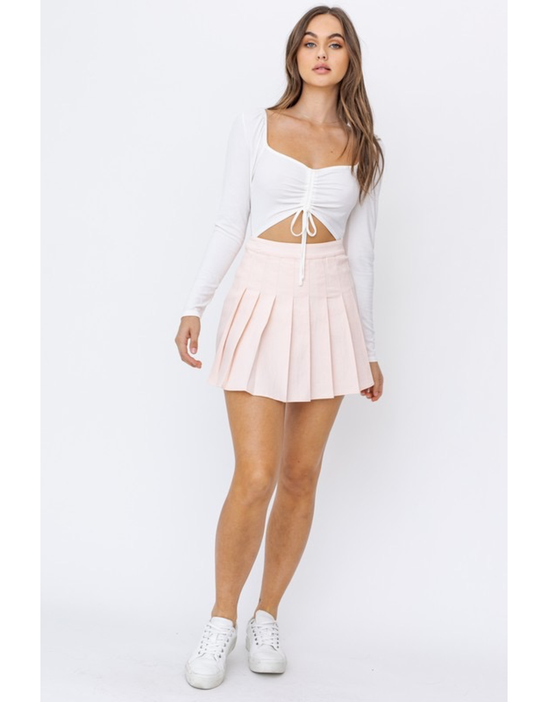 Skirts 62 Blush Baby Tennis Skirt