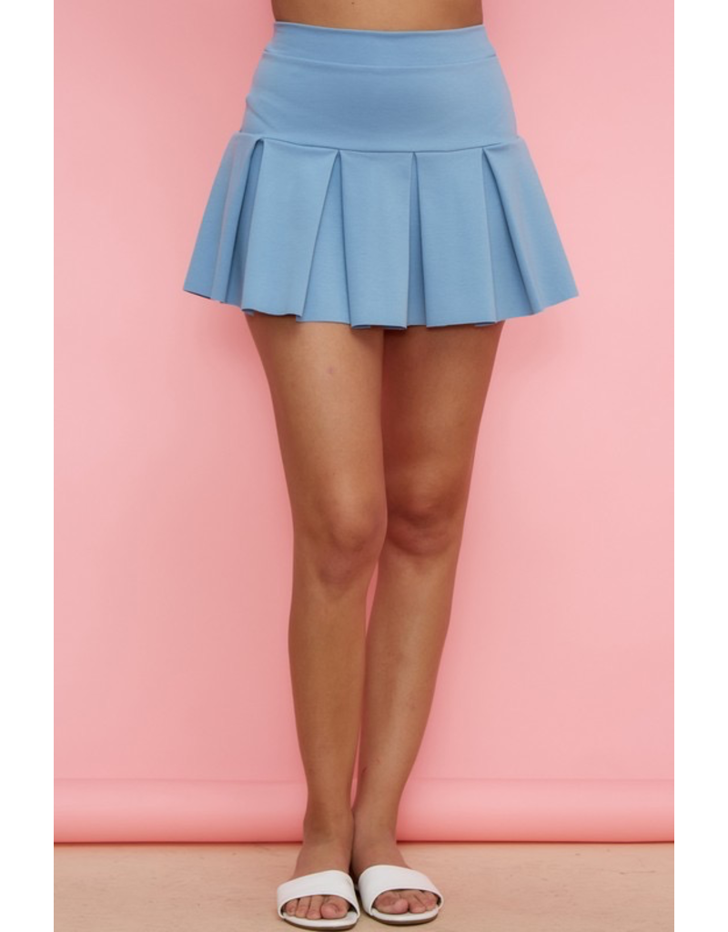 Skirts 62 Blue Pleated Tennis Skirt