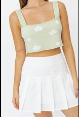 Skirts 62 Tennis Pleated White Skirt