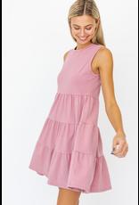 Dresses 22 Just Me Blush Pink Dress