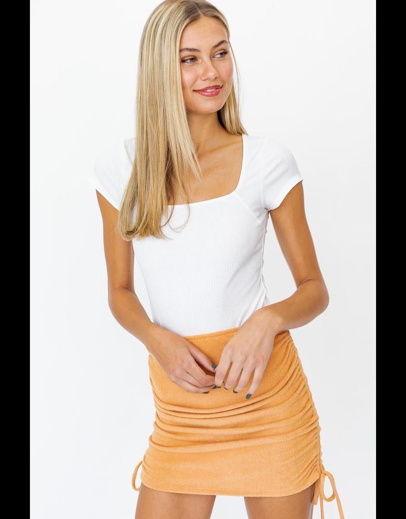 Tops 66 Best Basic Bodysuit (Two Colors)