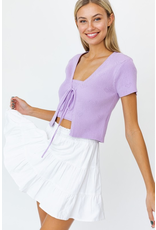 Tops 66 Lavender Love Cardigan
