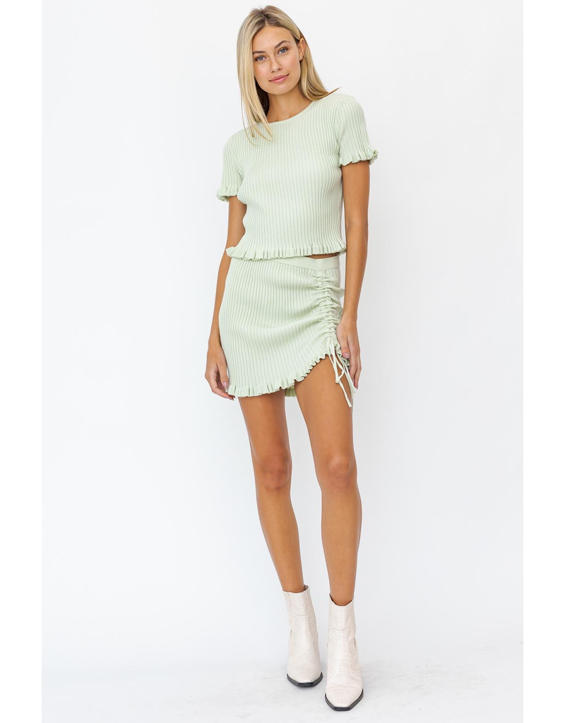 Skirts 62 Hello Spring Ruched Skirt