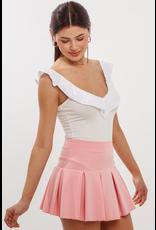 Skirts 62 Blush Pink Pleated Tennis Skirt