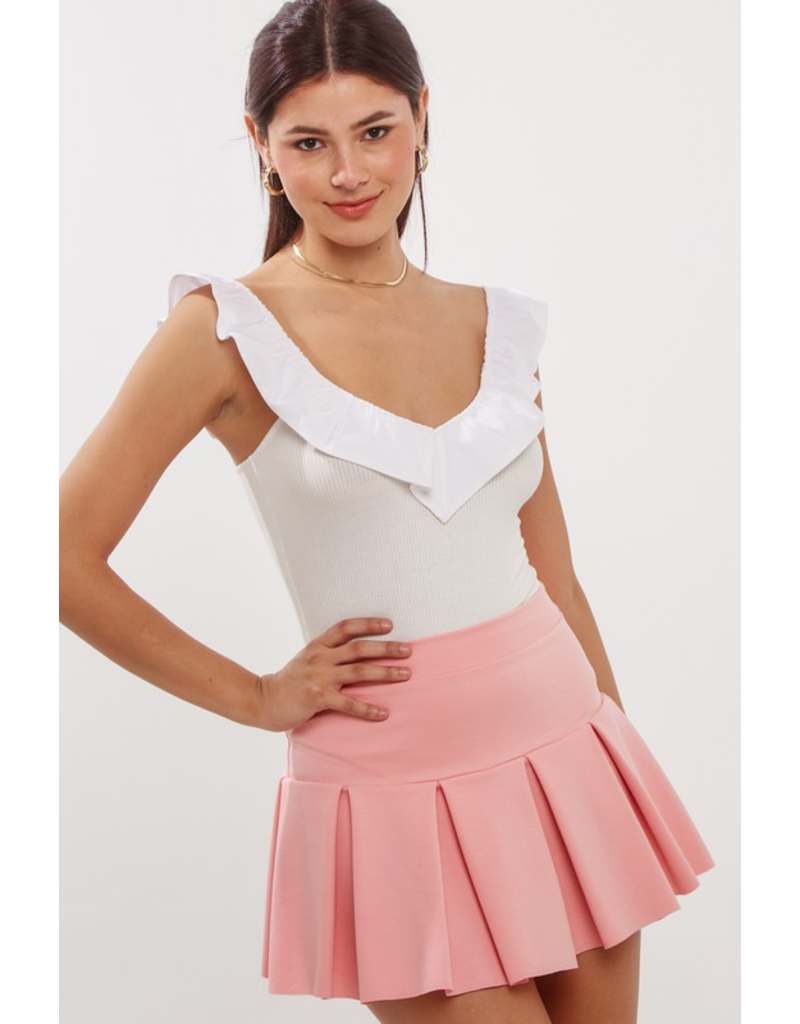 Skirts 62 Blush Pink Pleated Tennis Skirt