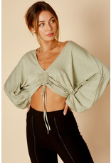 Tops 66 Best Life Cinched Top