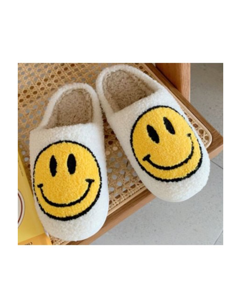 Shoes 54 Smiley Sliipers