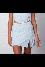 Skirts 62 Blue Sky Day Paisley Skirt