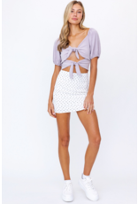 Tops 66 Dreaming of Spring Lilac Top