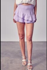 Skirts 62 Ruffle Romance Skort (6 Colors)