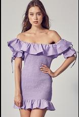 Dresses 22 Darling Dream Smock Lavender Dress