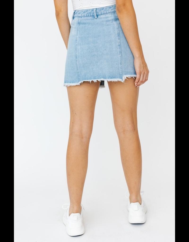 Skirts 62 Spring Dream Light Denim Skirt