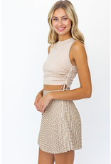 Skirts 62 Plaid Perfection Pleated Skirt