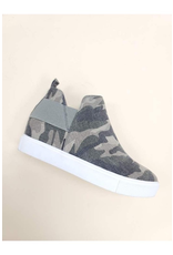 Shoes 54 Camo Sneaker