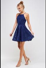 Dresses 22 Navy Semi Formal Dress
