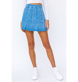 Skirts 62 Denim Daze Pleated Skirt