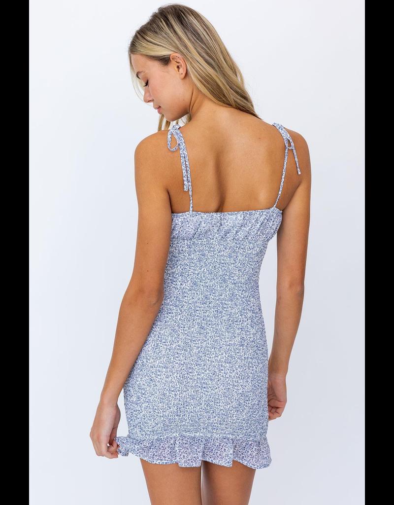Dresses 22 Floral Find Blue Dress