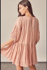 Dresses 22 Blushing Moment Dress