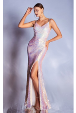 Dresses 22 Opal Blush Sequin Formal Dress