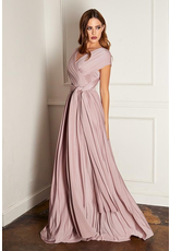 Dresses 22 Convertible Wrap Formal Dress (Available In Four Colors)